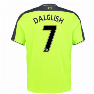 2016-17 Liverpool 3rd Shirt (Dalglish 7) - Kids