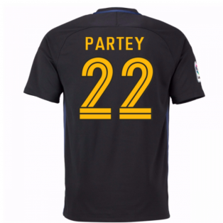 2016-17 Atletico Madrid Away Shirt (Partey 22) - Kids