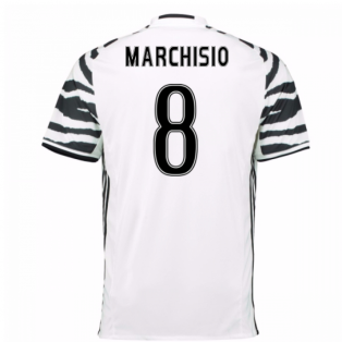 2016-17 Juventus 3rd Shirt (Marchisio 8) - Kids