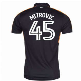 2016-17 Newcastle Away Shirt (Mitrovic 45) - Kids