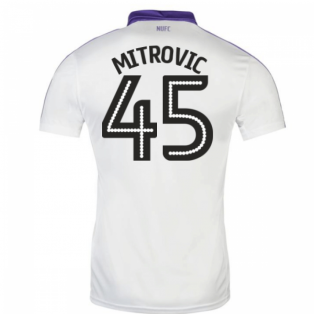 2016-17 Newcastle Third Shirt (Mitrovic 45) - Kids