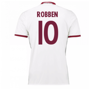 2016-17 Bayern Munich Third Shirt (Robben 10) - Kids