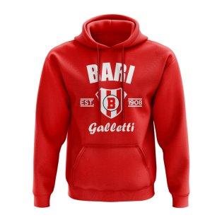 Bari Established Hoody (Red)