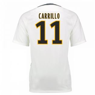 2016-17 Monaco Away Shirt (Carrillo 11) - Kids