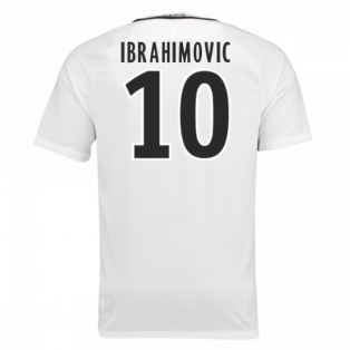 2016-17 PSG Third Shirt (Ibrahimovic 10) - Kids