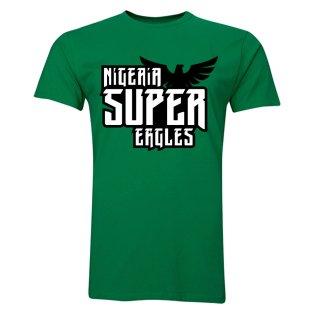 Nigeria Super Eagles T-Shirt (Green) - Kids