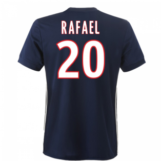 2017-2018 Lyon Adidas Away Shirt (Rafael 20) - Kids