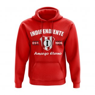 Independiente Established Hoody (Red)