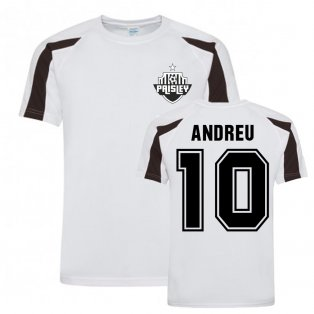 Tony Andreu St Mirren Sports Training Jersey