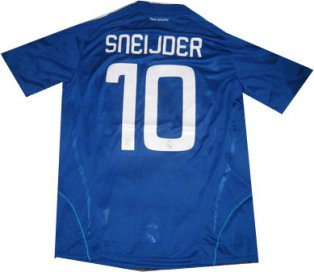 08-09 Real Madrid away (Sneijder 10)