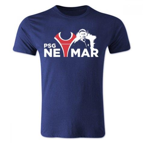 Neymar Psg T-shirt (Navy) - Kids