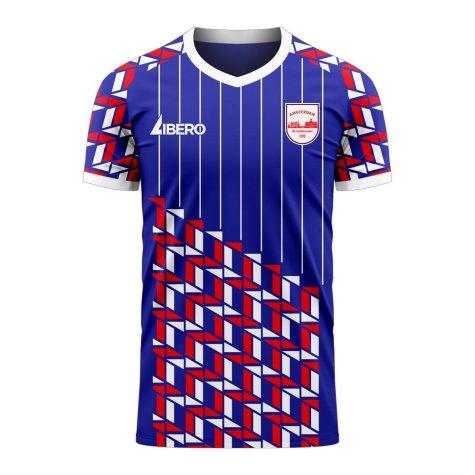 Amsterdam 2020-2021 Away Concept Shirt (Libero) - Womens