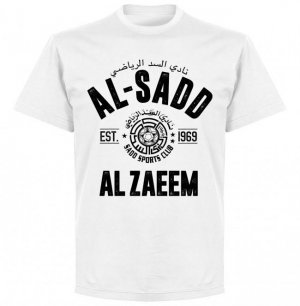 Al-Sadd Established T-Shirt - White