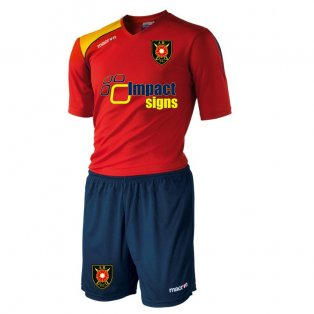 2013-14 Albion Rovers Away Shirt (with free shorts)
