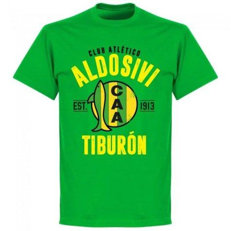 Aldosivi Established T-Shirt - Green