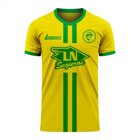 Aldosivi 2020-2021 Home Concept Football Kit (Libero) - Baby