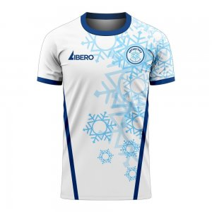 Antarctica 2020-2021 Home Concept Football Kit (Libero) - Kids