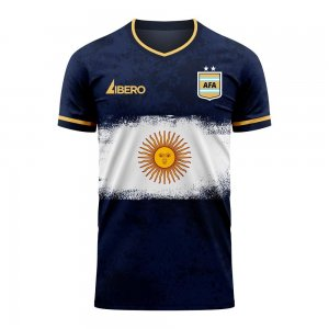Argentina 2020-2021 Away Concept Football Kit (Libero) - Little Boys