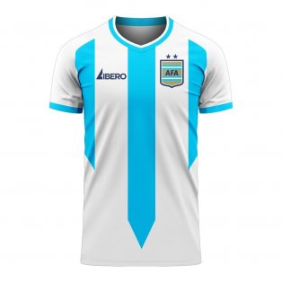 Argentina 2020-2021 Home Concept Football Kit (Libero) - Womens