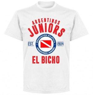 Argentinos Juniors Established T-Shirt - White