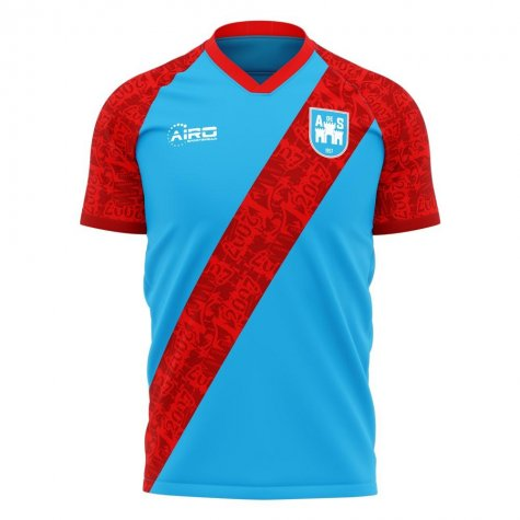 Arsenal de Sarandi 2020-2021 Home Concept Shirt (Airo)