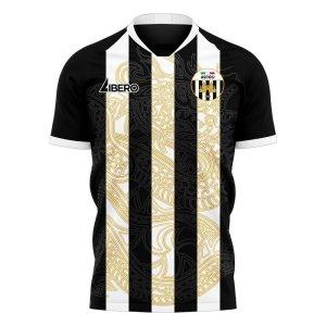 Ascoli 2020-2021 Home Concept Football Kit (Libero) - Womens