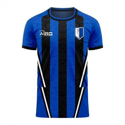 Atalanta 2020-2021 Home Concept Football Kit (Airo) - Kids