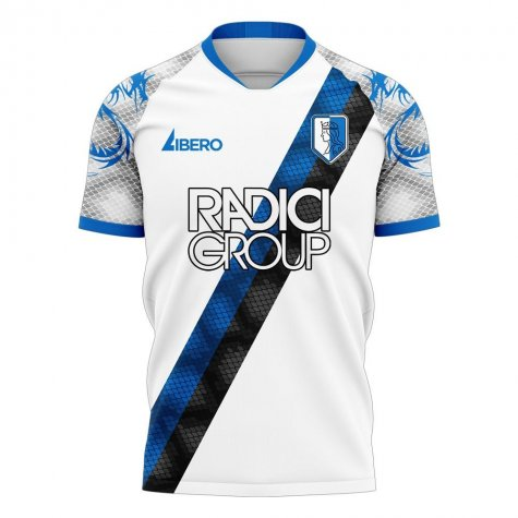 Atalanta 2020-2021 Away Concept Football Kit (Libero)