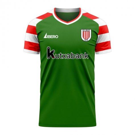 Athletic Bilbao 2020-2021 Away Concept Football Kit (Libero) - Womens