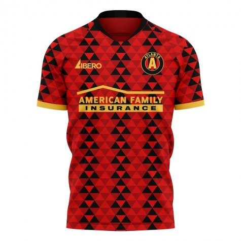 Atlanta 2020-2021 Home Concept Football Kit (Libero)