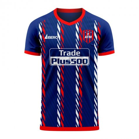 Atletico 2020-2021 Third Concept Football Kit (Libero)