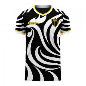 Atletico Mineiro 2020-2021 Home Concept Football Kit (Libero) - Little Boys