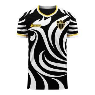 Atletico Mineiro 2020-2021 Home Concept Football Kit (Libero ...