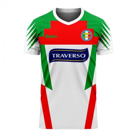 Audax Italiano 2020-2021 Away Concept Shirt (Libero) - Little Boys