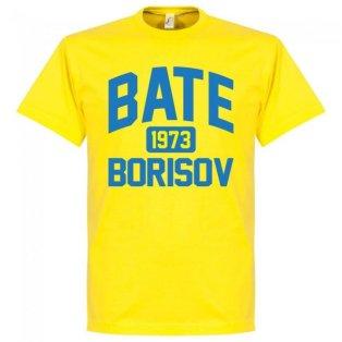 BATE Borisov Team T-shirt - Yellow