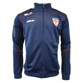 2015-2016 England Rugby League BLK Travel Jacket (Navy)