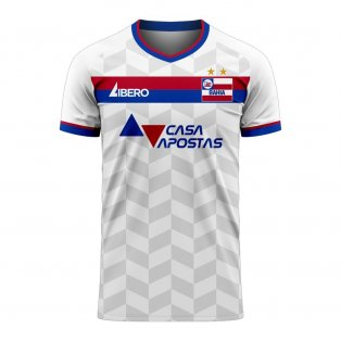 Bahia 2020-2021 Away Concept Football Kit (Libero)