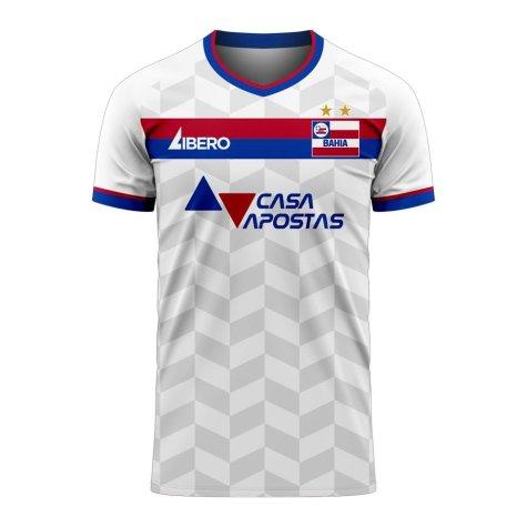 Bahia 2020-2021 Away Concept Football Kit (Libero) - Little Boys