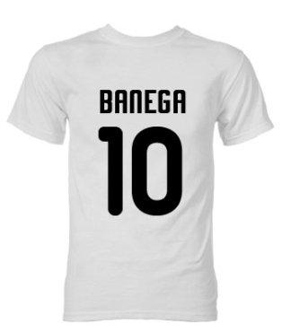Ever Banega Valencia Hero T-Shirt (White)