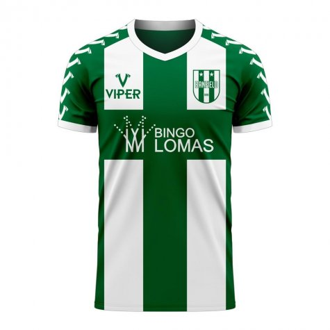 Banfield 2020-2021 Home Concept Football Kit (Viper)