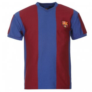 Score Draw Barcelona 1979 Home Shirt