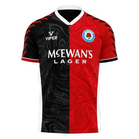 Blackburn 2020-2021 Away Concept Football Kit (Viper) - Kids
