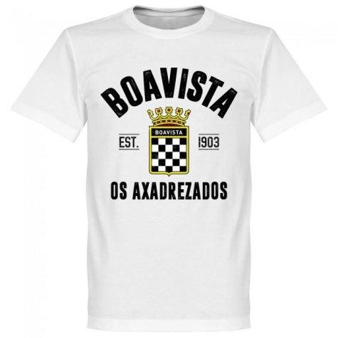 Boavista Established T-Shirt - White