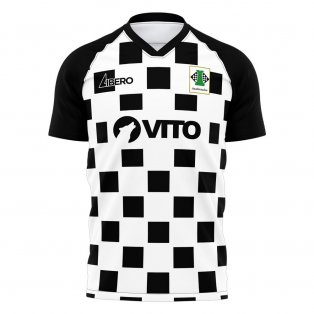 Boavista 2020-2021 Home Concept Football Kit (Libero)