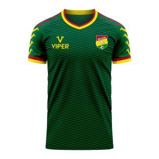 Bolivia 2020-2021 Home Concept Football Kit (Viper) - Baby