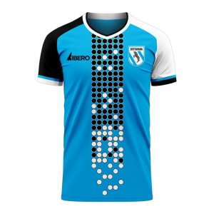 Botswana 2020-2021 Home Concept Football Kit (Libero) - Little Boys