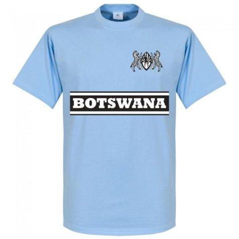 Botswana Team T-shirt - Sky
