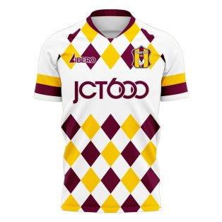 Bradford 2020-2021 Away Concept Football Kit (Libero) - Womens