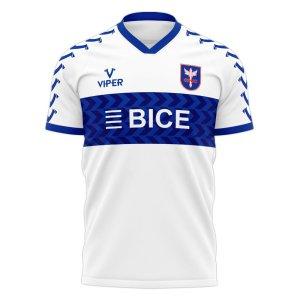 Universidad Catolica 2020-2021 Home Concept Shirt (Viper) - Baby