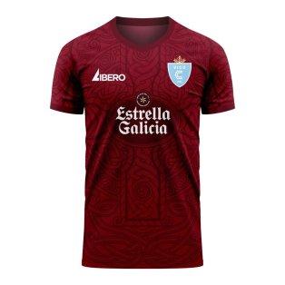Celta 2020-2021 Away Concept Football Kit (Libero) - Womens